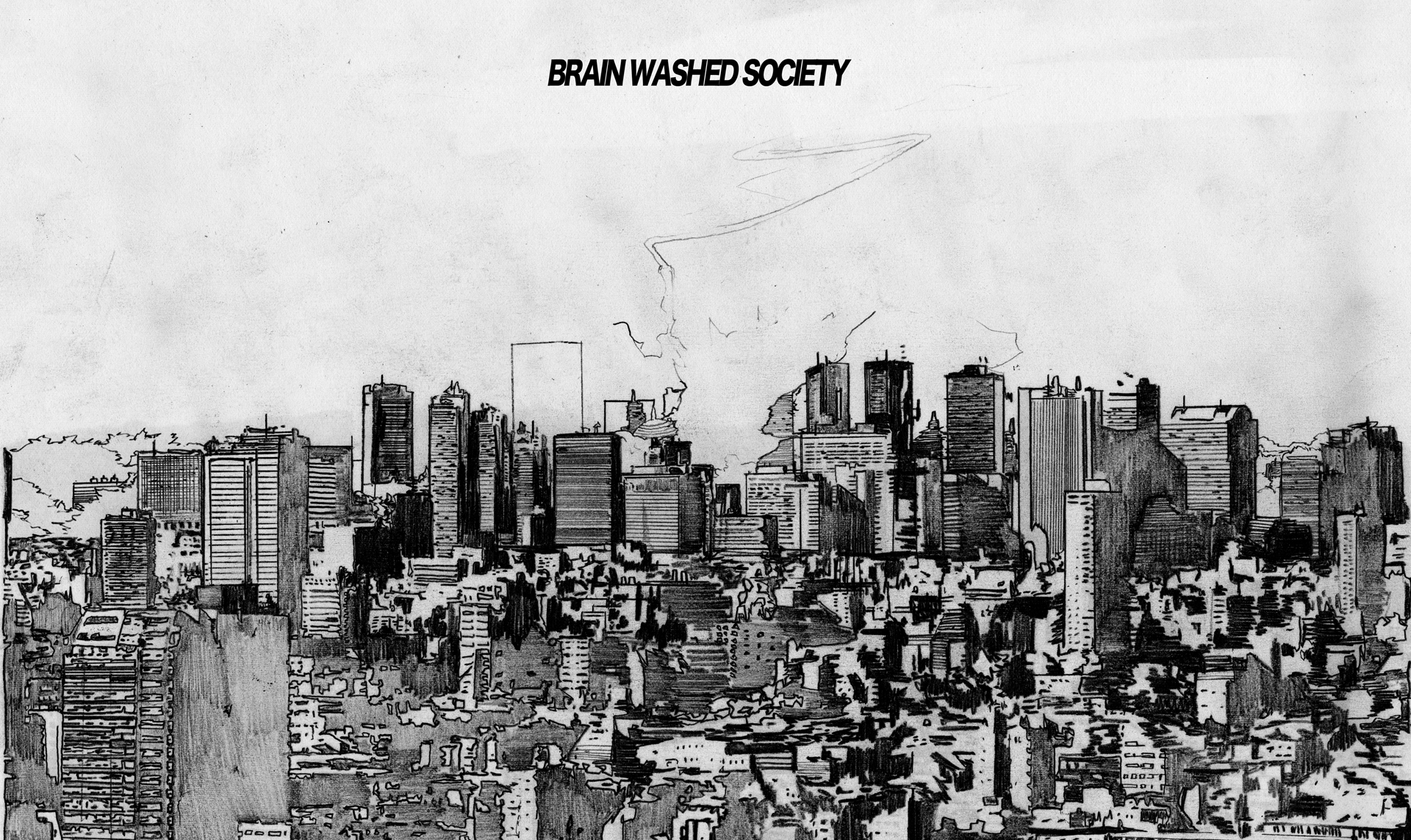BRAIN WASHED SOCIETY